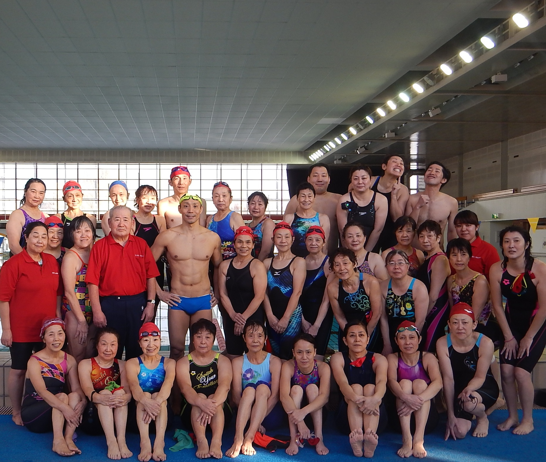 水泳 連盟 北海道